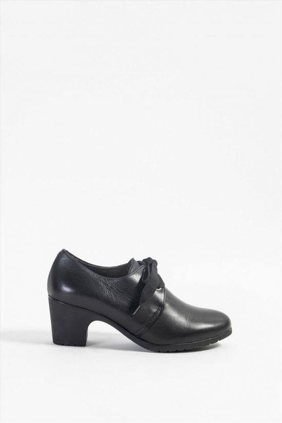 Γυναικεία Δερμάτινα Ανατομικά Ankle Boot
