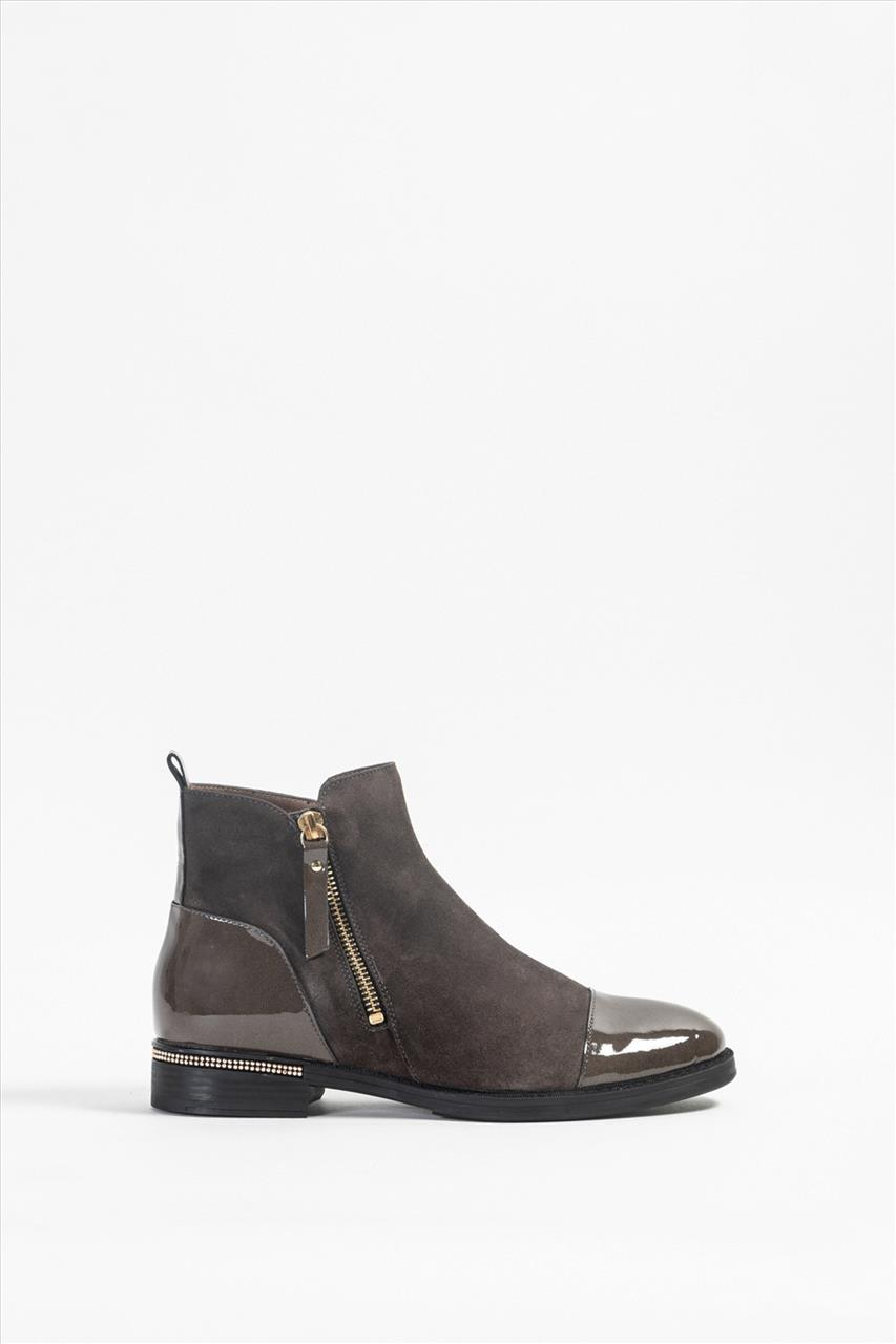 b6510178950 Wonders A-7233 Γυναικεία Δερμάτινα Μποτάκια - Zakro Shoes