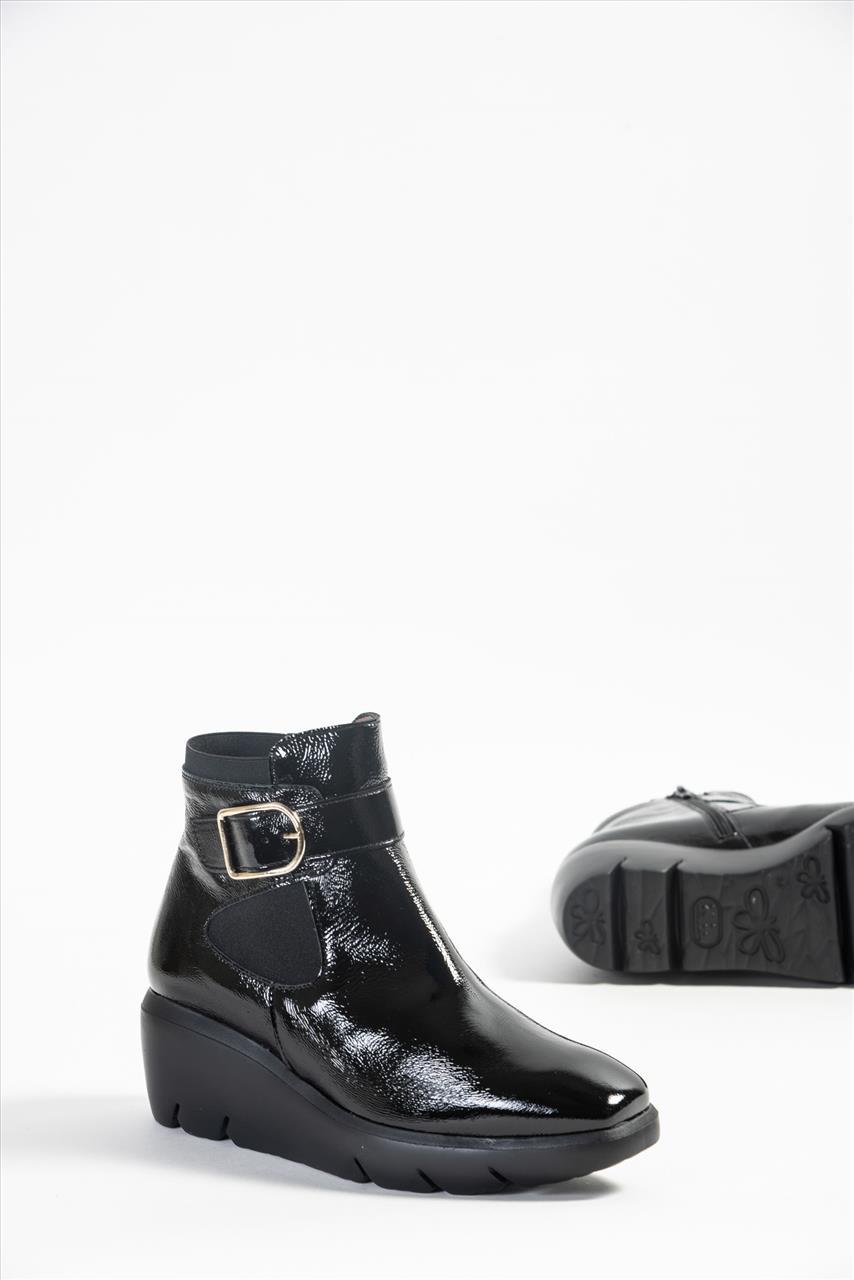 df3562e63eb Wonders C-5306 Γυναικεία Δερμάτινα Ανατομικά Μποτάκια - Zakro Shoes