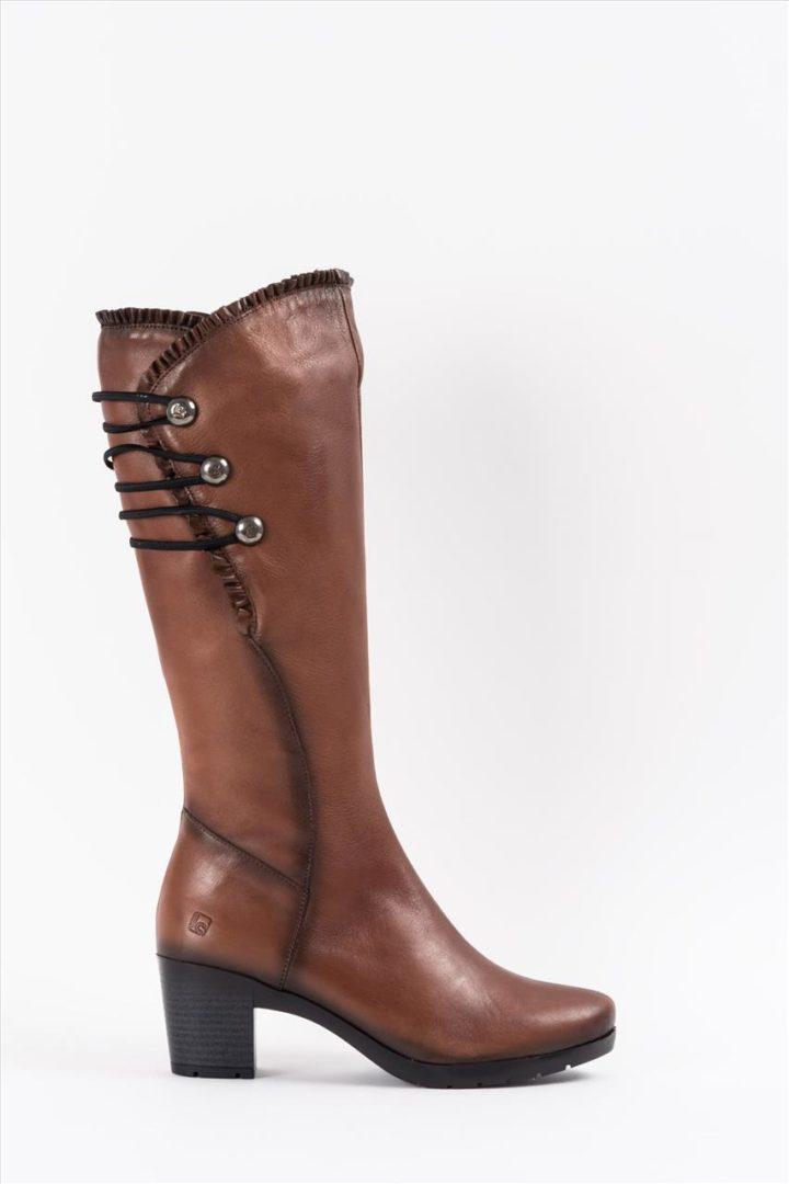 df0455b365 JOSE SAENZ. Γυναικείες Δερμάτινες Μπότες