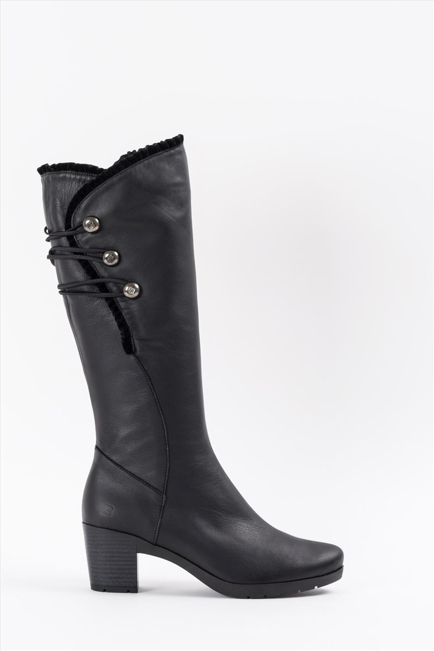Γυναικείες Δερμάτινες Μπότες