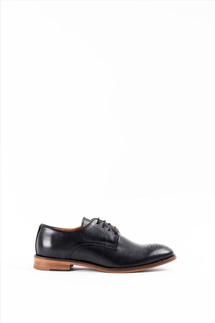 a97bf990bb6 29% Aνδρικά Δερμάτινα Δετά Παπούτσια