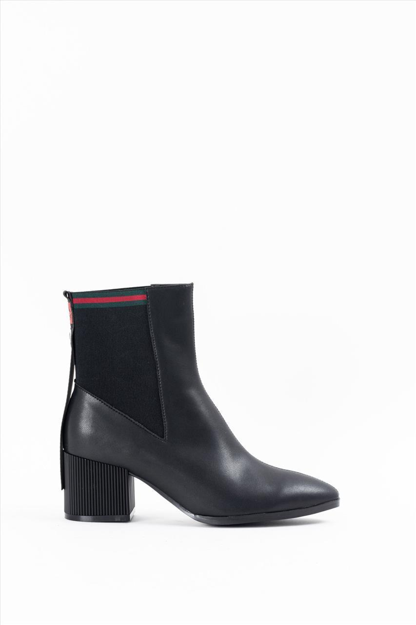 aacacaf9d6 Favela 0116000440 Γυναικεία Δερμάτινα Μποτάκια - Zakro Shoes