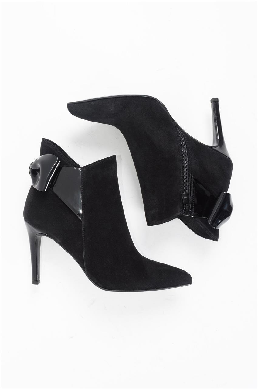 bd050801bc Zakro Collection 407 Γυναικεία Δερμάτινα Μποτάκια - Zakro Shoes