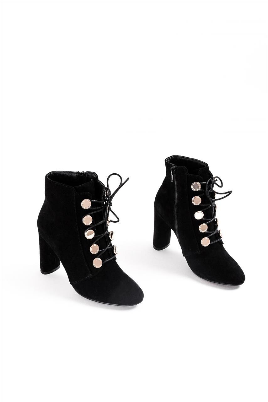 0d463ba225 Favela 0116000187 Γυναικεία Δερμάτινα Μποτάκια - Zakro Shoes
