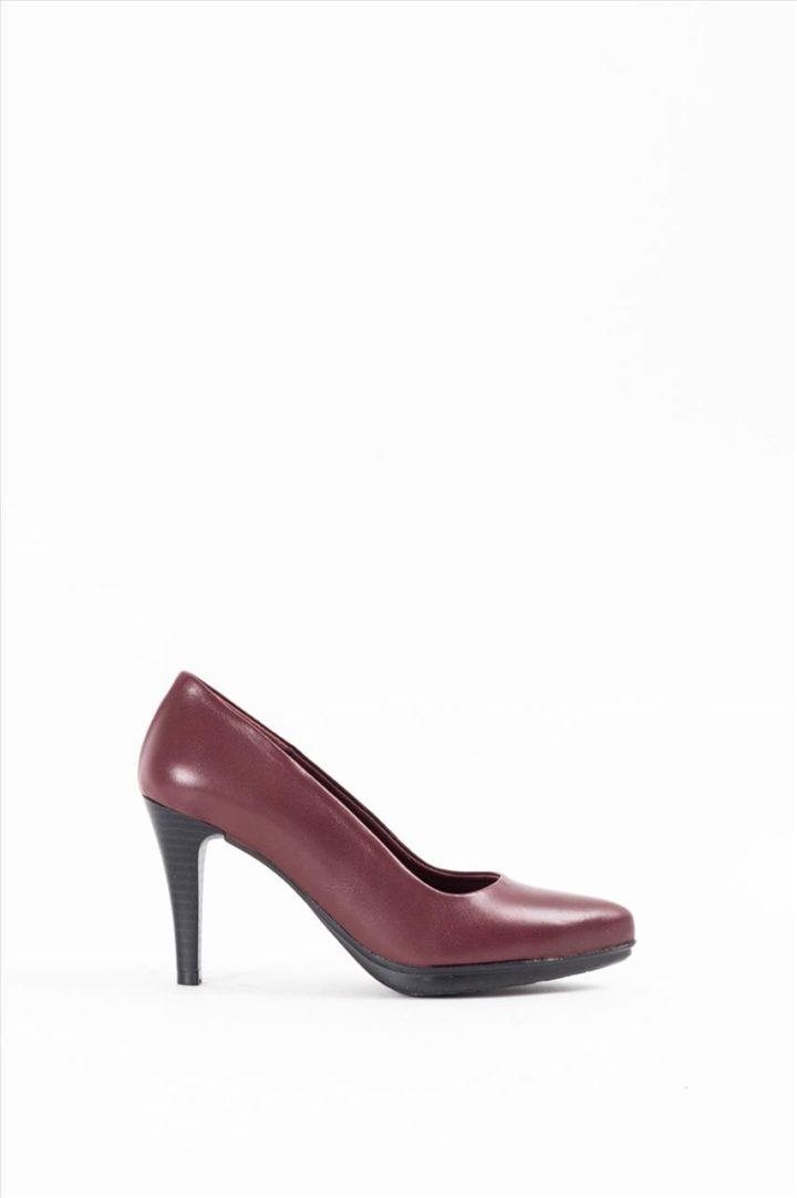64cbbb38407 Colour: BORDEΑUX - Zakro Shoes