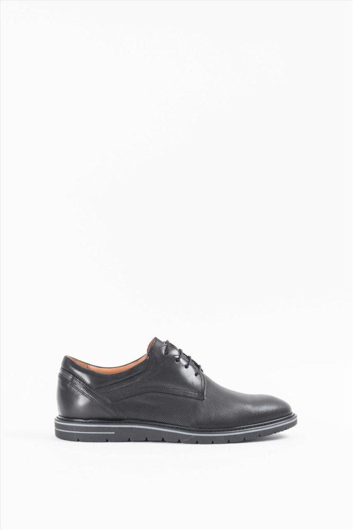 ba7cc864112 ... Aνδρικά Δερμάτινα Δετά Παπούτσια