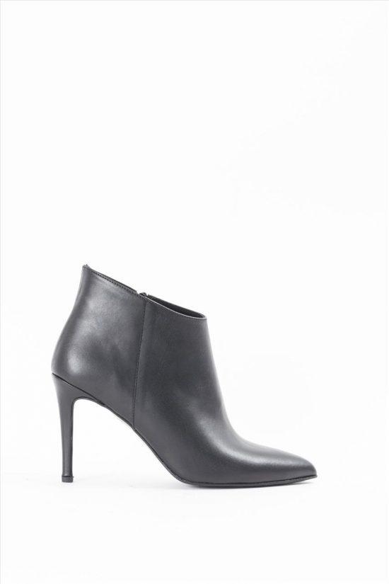 Γυναικεία Δερμάτινα Ankle Boot