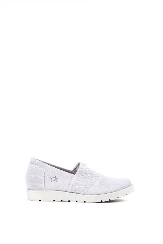 Γυναικεία Δερμάτινα Aνατομικά Casual Shoes