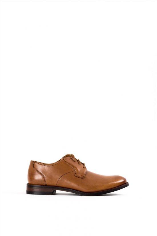 Ανδρικά Δερμάτινα Δετά Παπούτσια