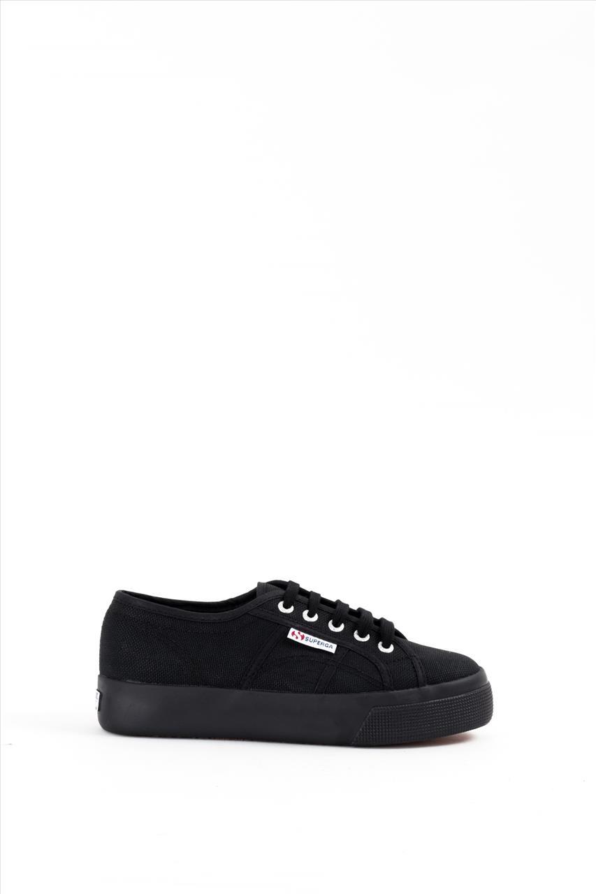 Γυναικεία Casual Shoes SUPERGA - E42509 S00C3N0 ΜΑΥΡΟ
