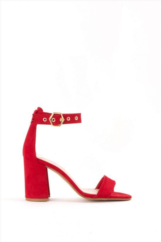 Γυναικεία Πέδιλα SANTE 19-181 RED