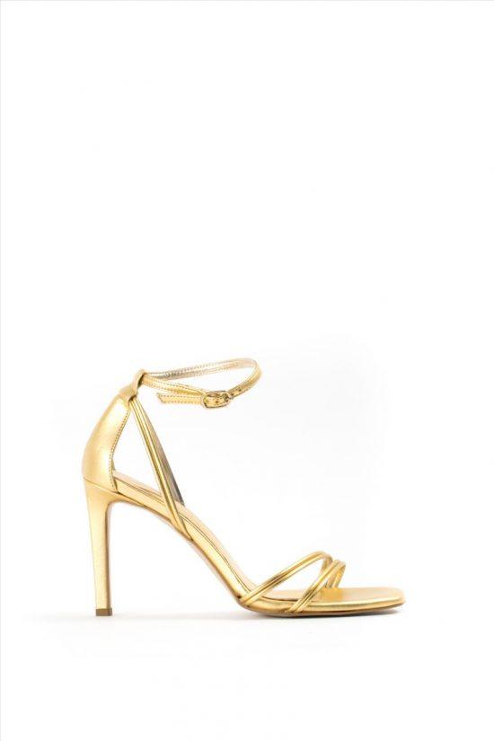 Γυναικεία Πέδιλα SANTE Π19-215 GOLD
