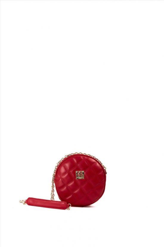 Γυναικεία Τσάντα Ώμου FRNC WALL026 RED