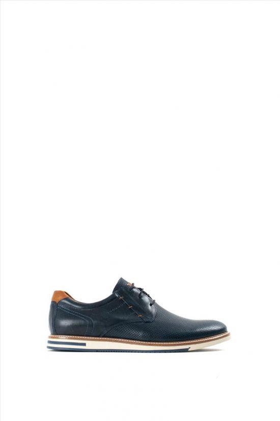 Ανδρικά Δερμάτινα Δετά Παπούτσια DAMIANI 19-07-565