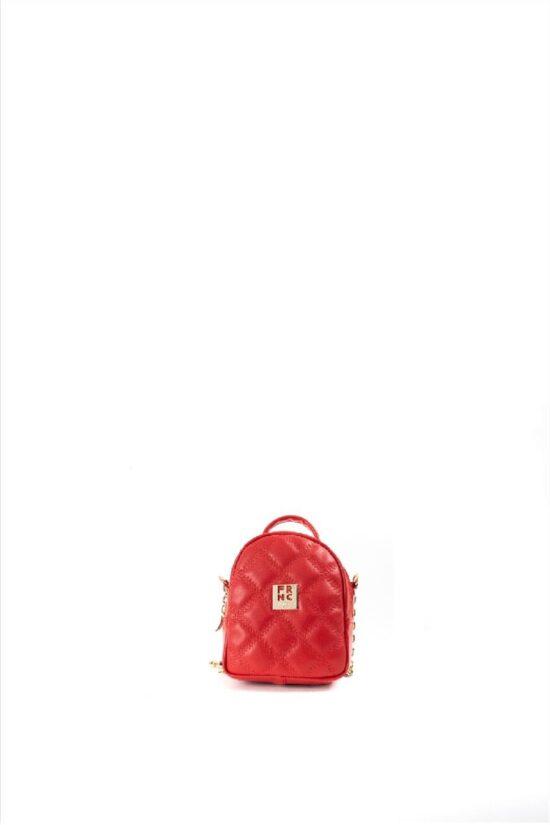 Γυναικεία Τσάντα Ώμου FRNC WALL027 NUDE