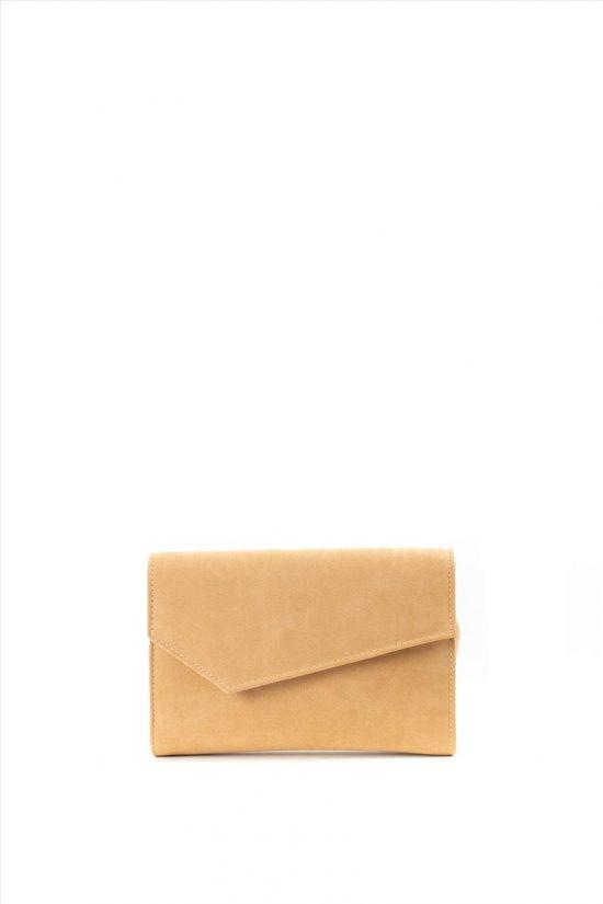 Γυναικεία Τσάντα Ώμου SANTE S1102-1 CARAMEL