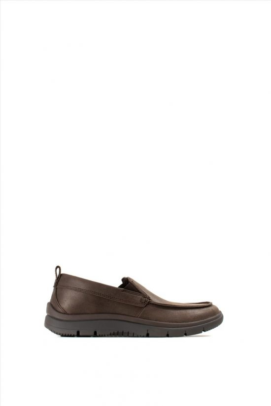 Ανδρικά Loafers CLARKS TUNSIL WAY BROWN