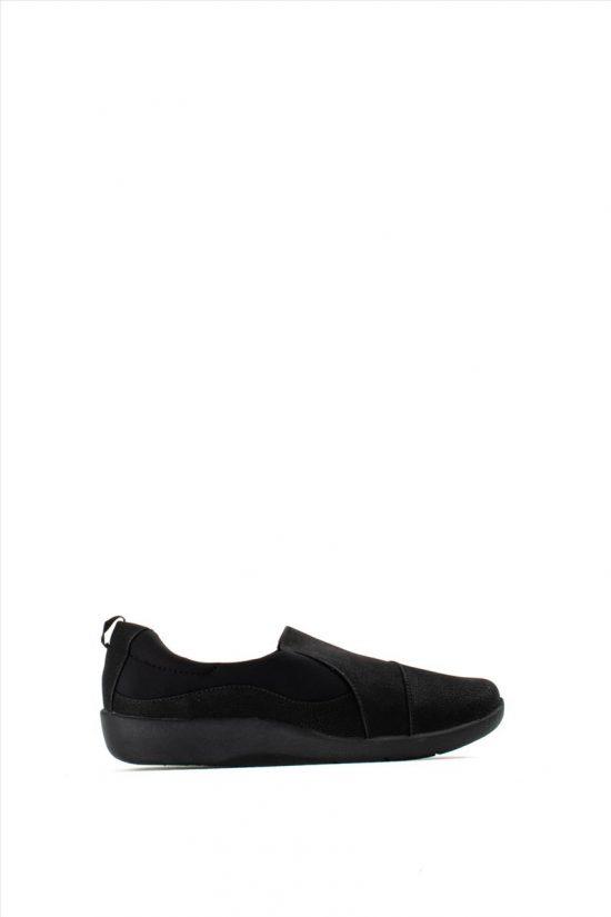 Γυναικεία Ανατομικά Παπούτσια CLARKS SILLIAN PAZ BLACK