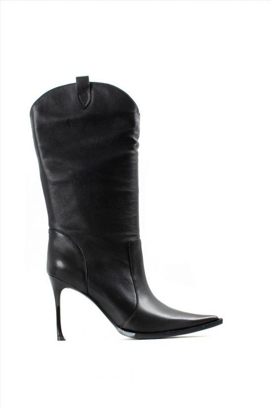 Γυναικείες Δερμάτινες Μπότες JEFFREY CAMPBELL 0101002544