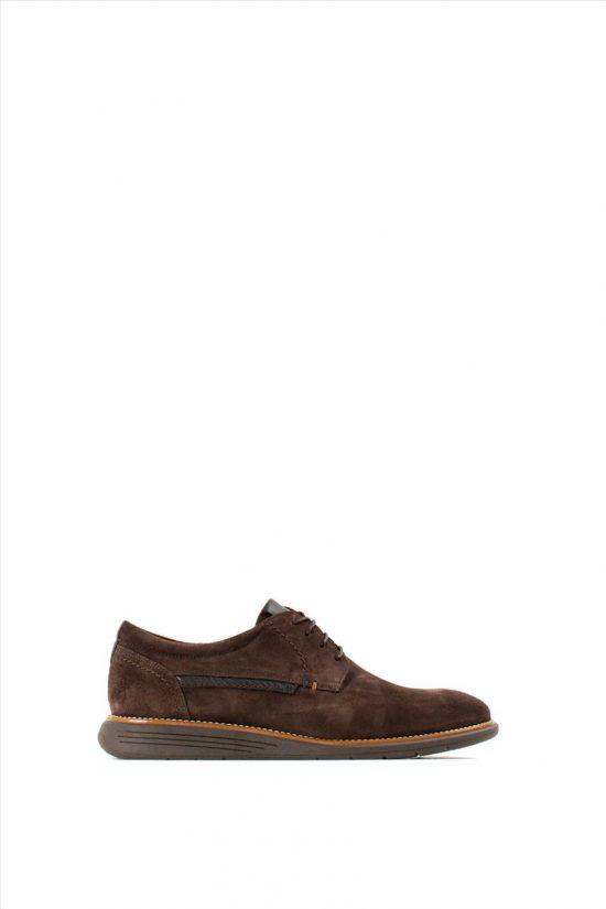 Ανδρικά Καστόρινα Δετά Παπούτσια DAMIANI 20-04-006 BROWN