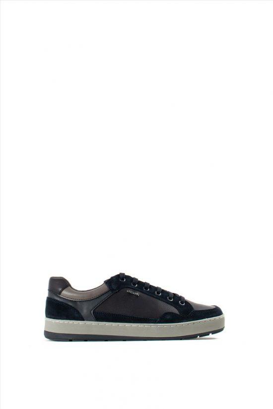 Ανδρικά Δερμάτινα Sneakers GEOX ARIAM U945QB 0ME22 C4002