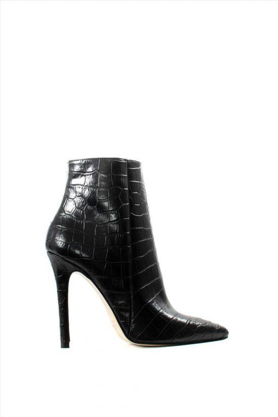 Γυναικεία Ankle Boots SANTE 19-632 BLACK