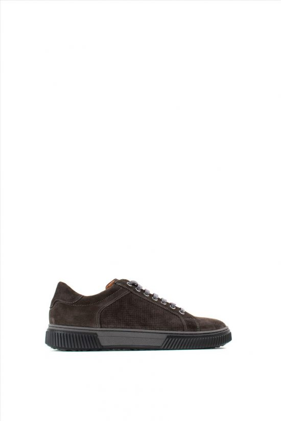 Ανδρικά Καστόρινα Casual Shoes DAMIANI 20-03-704 GREY