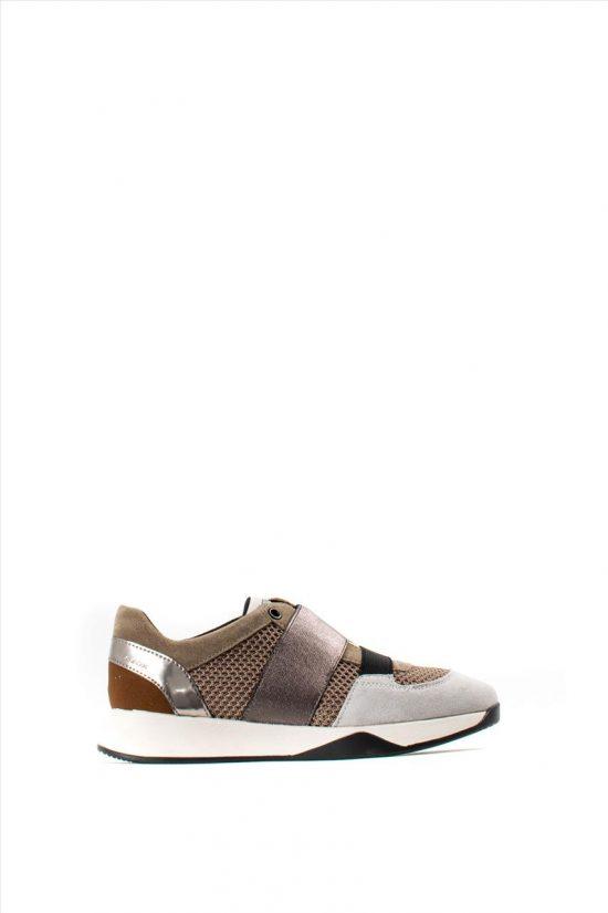 Γυναικεία Δερμάτινα Sneakers GEOX SUZZIE D94FRD 08823 C6535