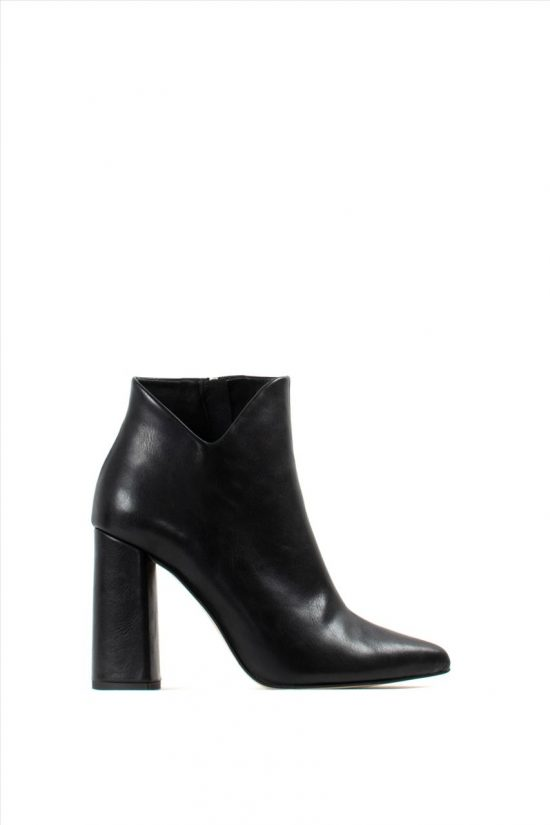 Γυναικεία Ankle Boots SANTE 19-591 BLACK