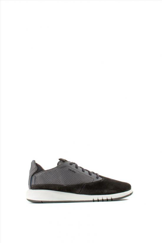 Ανδρικά Δερμάτινα Sneakers GEOX AERANTIS U927FA 02243 C6372