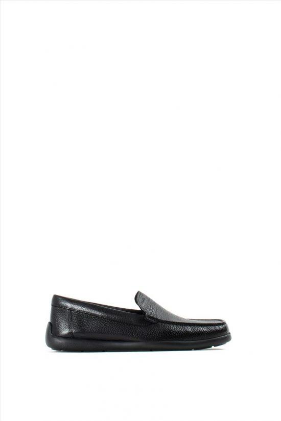 Ανδρικά Δερμάτινα Loafers GEOX DEVAN U948BB 00046 C9999
