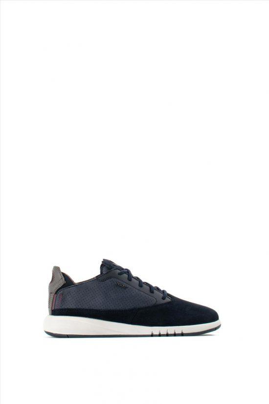 Ανδρικά Δερμάτινα Sneakers GEOX AERANTIS U927FA 02243 C4064