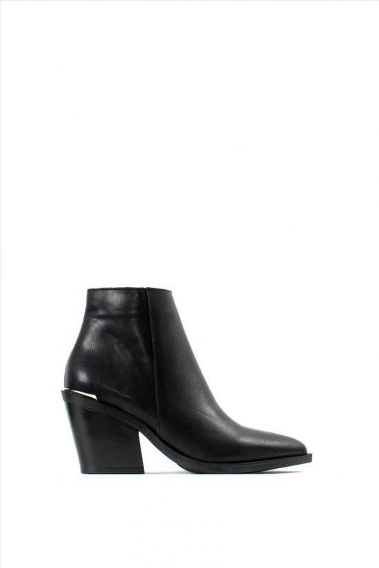 Γυναικεία Δερμάτινα Ankle Boots