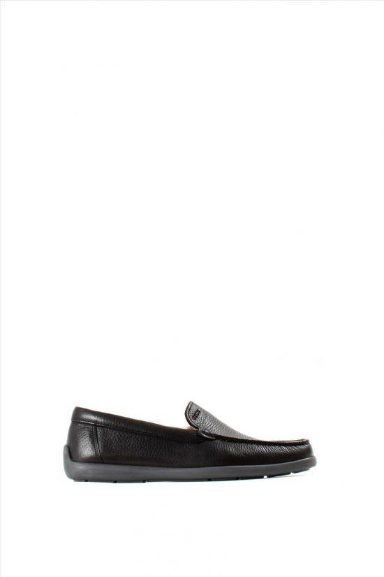 Ανδρικά Δερμάτινα Loafers GEOX DEVAN U948BB 00046 C6009