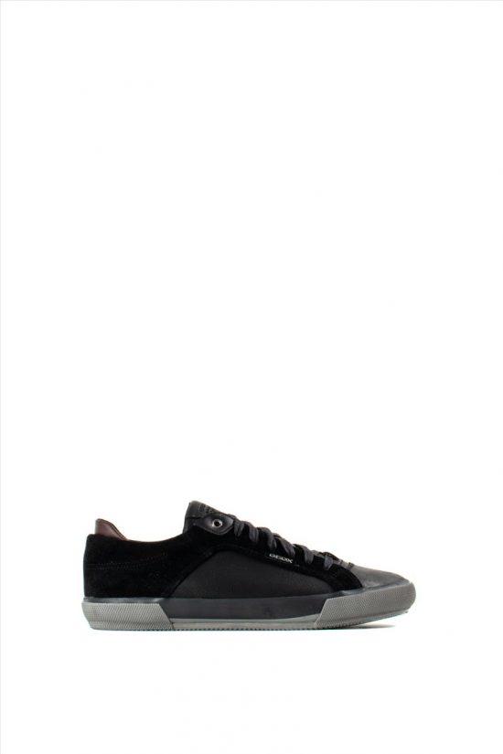 Ανδρικά Δερμάτινα Casual Shoes GEOX KAVEN U946MB 022ME C9997
