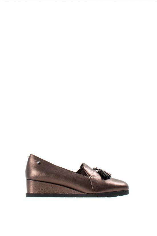 Γυναικεία Δερμάτινα Ανατομικά Παπούτσια STONEFLY 211990 410