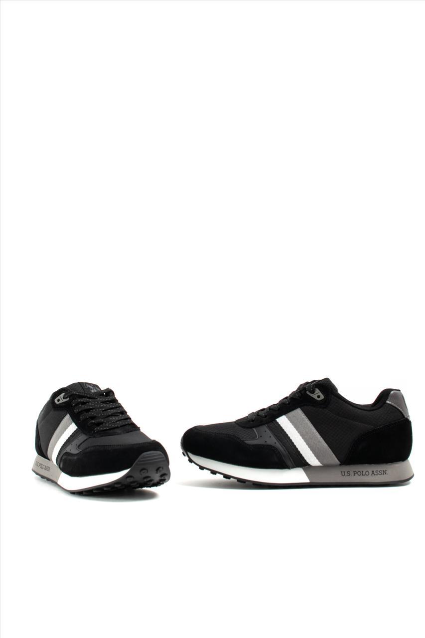Ανδρικά Sneakers U.S. POLO ASSN JULIUS1 BLACK