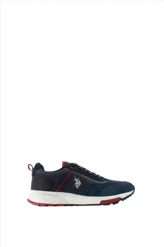 Ανδρικά Sneakers U.S. POLO ASSN HECK SUEDE