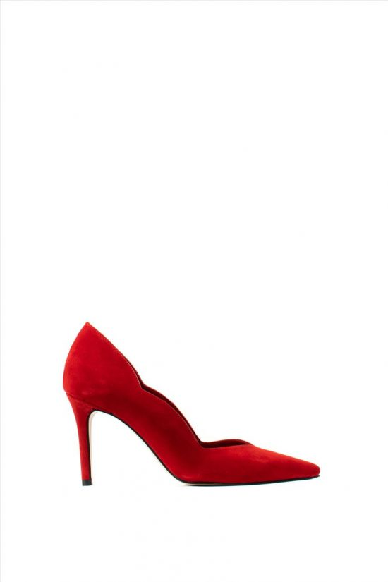 Γυναικείες Γόβες SANTE 19-618 RED