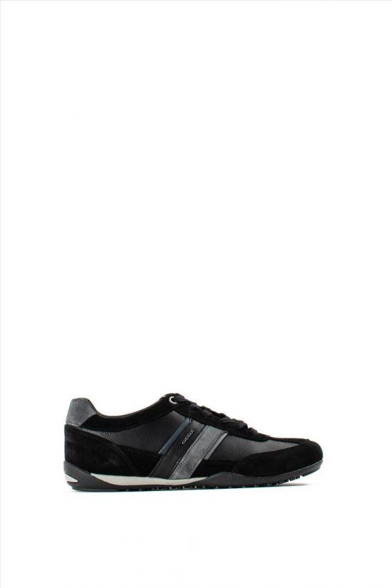 Ανδρικά Δερμάτινα Sneakers GEOX WELLS U52T5C 022ME C9B4N