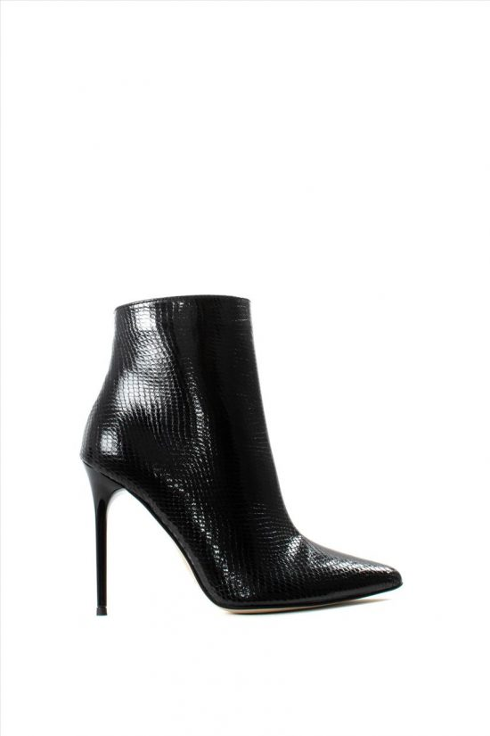 Γυναικεία Ankle Boots SANTE 19-637 BLACK