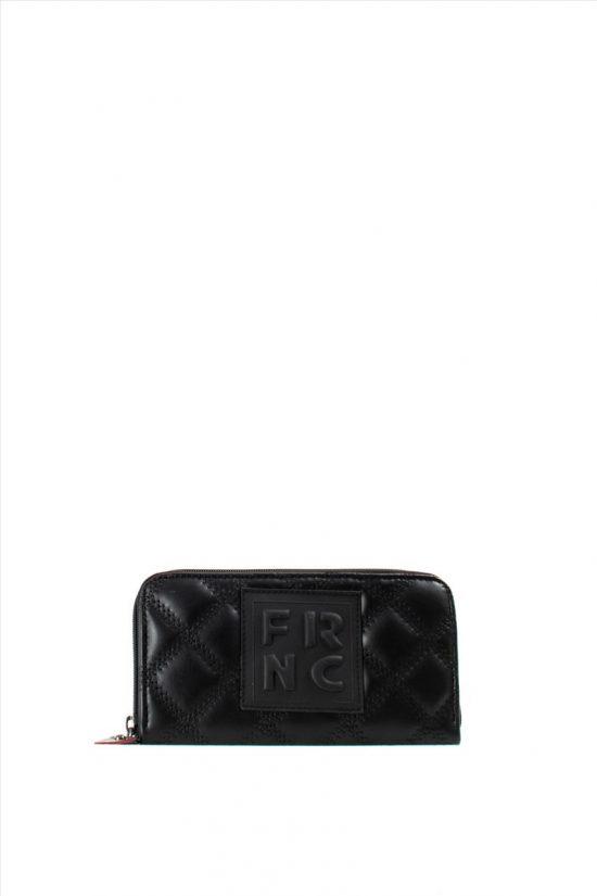 Γυναικείο Πορτοφόλι FRNC WAL005 BLACK