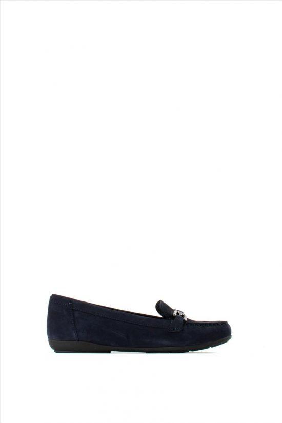 Γυναικεία Δερμάτινα Loafers GEOX ANNYTAH D84BMA 00032 C4007