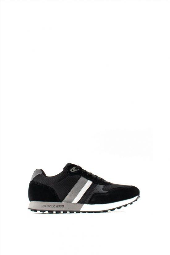Ανδρικά Casual Shoes U.S. POLO ASSN JULIUS1 BLACK
