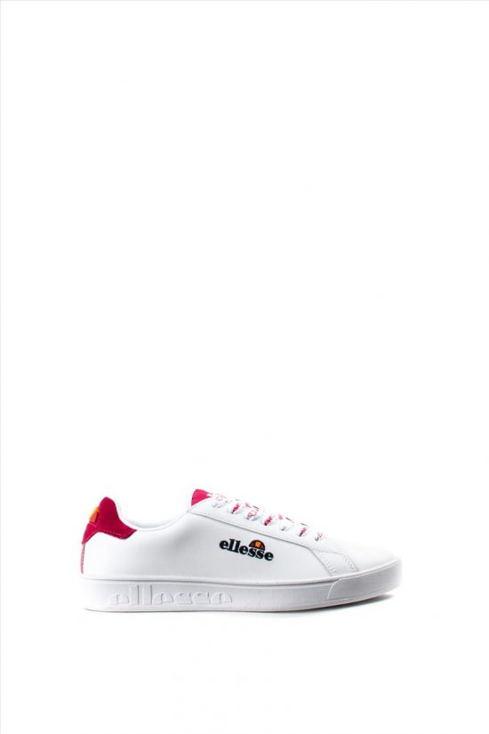 Γυναικεία Δερμάτινα Sneakers ELLESSE ELSSH610422 WHITE