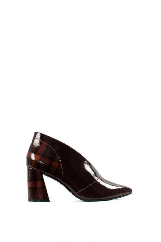 Γυναικεία Ankle Boots Λουστρίνι CAPELLI ROSSI 4-795-19714-28