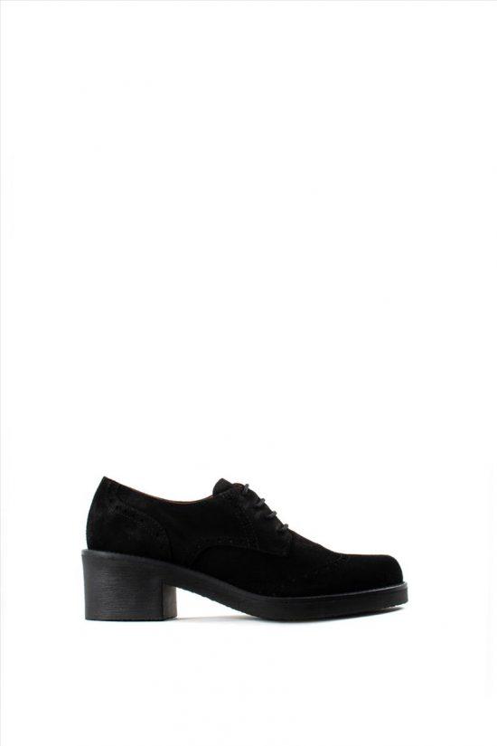 Γυναικεία Καστόρινα Oxford BRYAN 109 BLACK