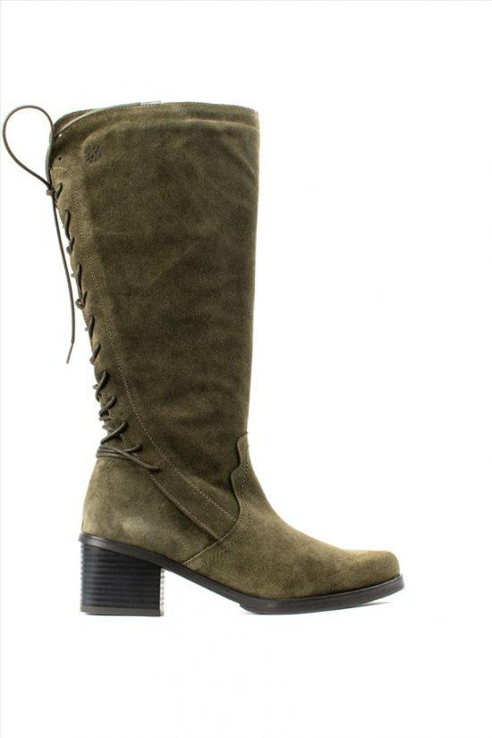 Γυναικείες Καστόρινες Μπότες YOKONO FULHAM 005 BOTA