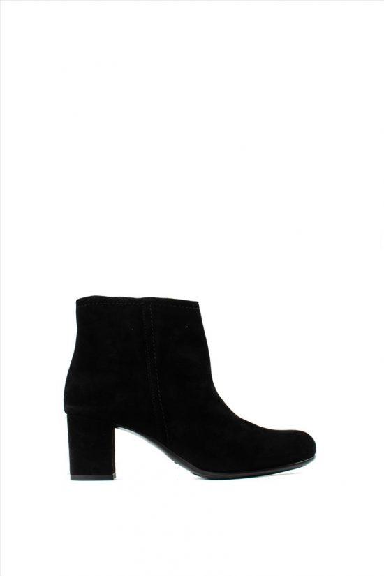 Γυναικεία Καστόρινα Ankle Boots FRAU 5805 BLACK